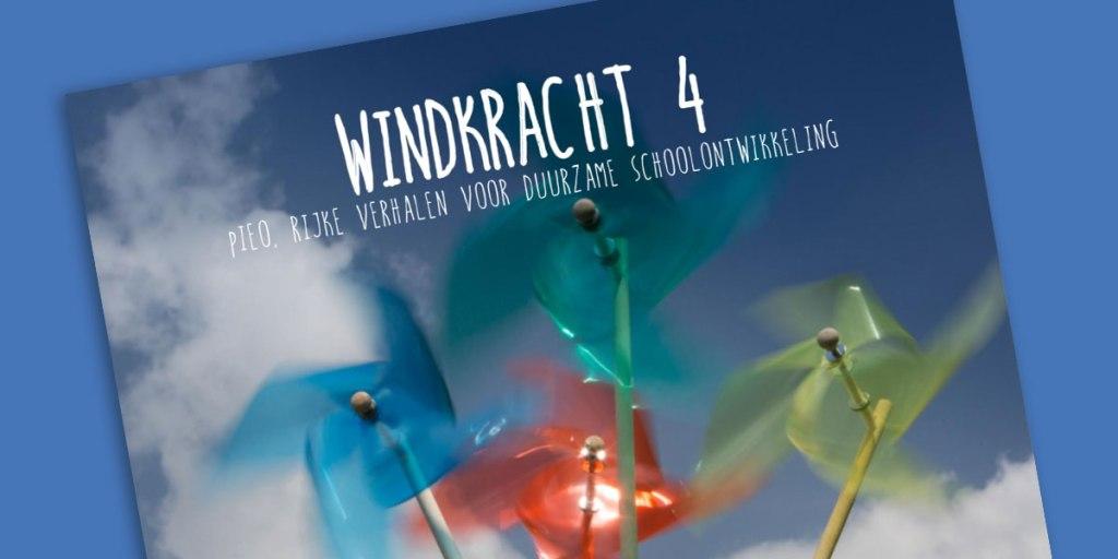 Windkracht 4 pIEO Rijke verhalen voor duurzame schoolontwikkeling